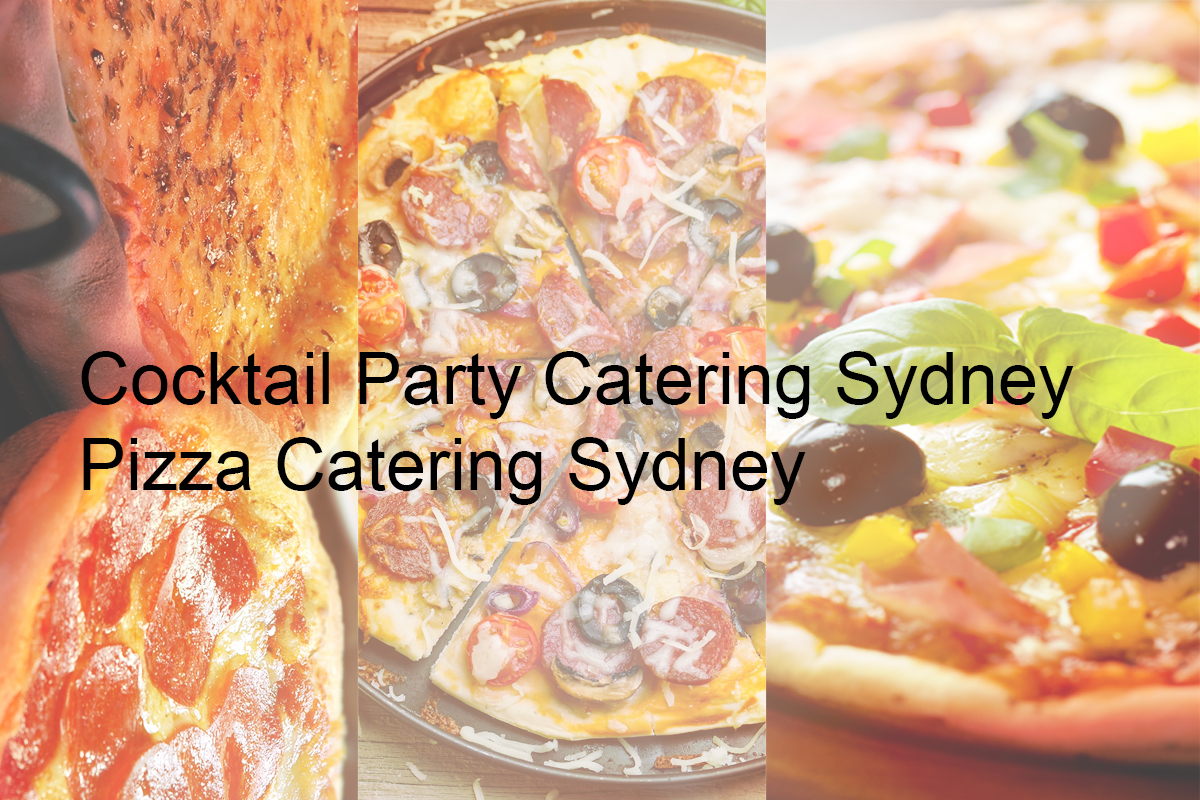 Cocktail Party Catering Sydney